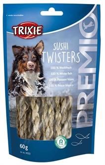 TRIXIE PREMIO SUSHI TWISTERS 60 GR
