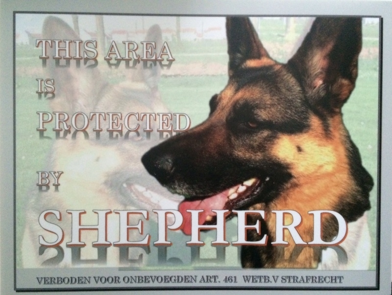 WAAKBORD PROTECTED BY SHEPHERD II