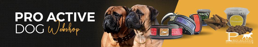 Pro active Dog Webshop