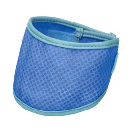 Trixie Koel Bandana blauw 28-40 cm