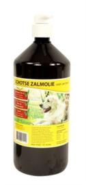 Schotse Zalmolie 1 liter
