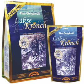 Lakse Kronch 100% zalmsnacks