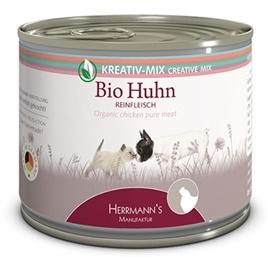 Herrmanns Bio Pure Chicken 200 gram