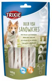 Trixie Hert & Vis Sandwich