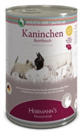 Herrmanns Pure Rabbit 400 gram