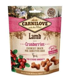 Carnilove Crunchy Snack Lam