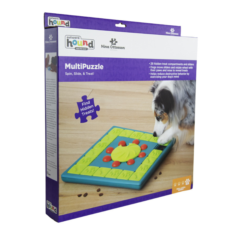 Nina Ottosson Dog MultiPuzzle