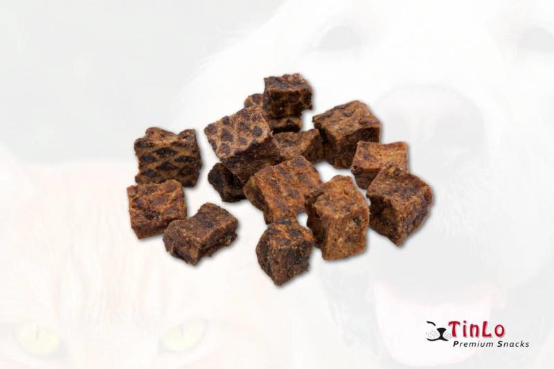 Rundvlees blokjes 200 gram