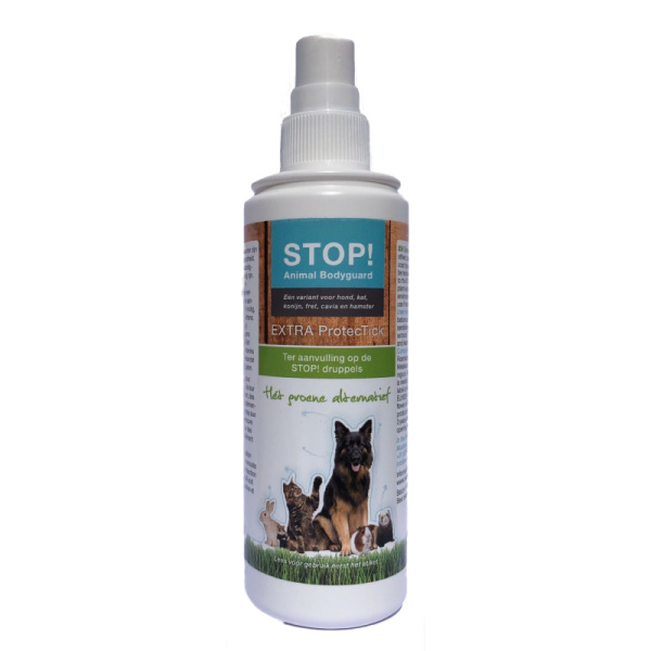 Stop! Animal Bodyguard EXTRA ProtecTick