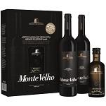 Monte Velho Tinto & Olijfolie - Geschenkverpakking