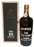 Kopke 10 Years White Port in luxe kist