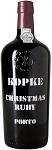 Kopke Christmas Special Ruby Port - handbeschilderd