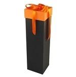"""Geschenkkoker """"Oranje"""" - Magnum Wijn Kado (per 10 st)"""