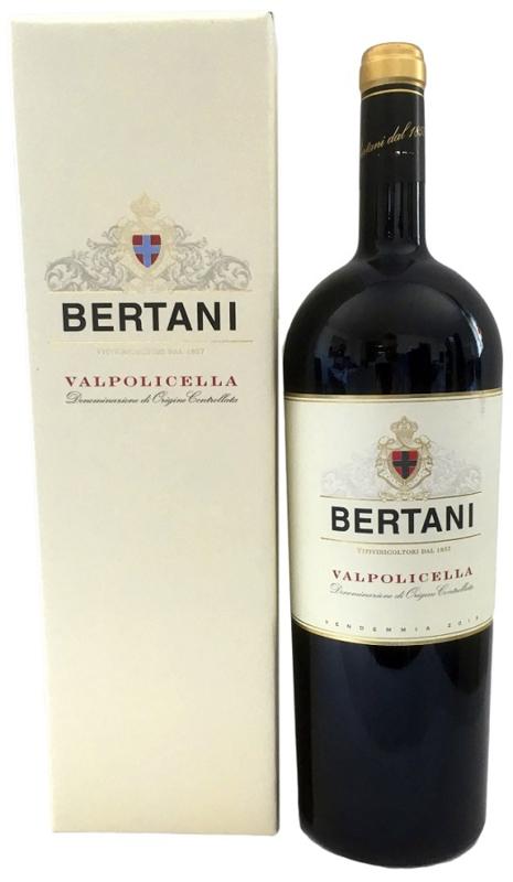 Valpolicella DOC Magnum Bertani - in luxe geschenkkoker