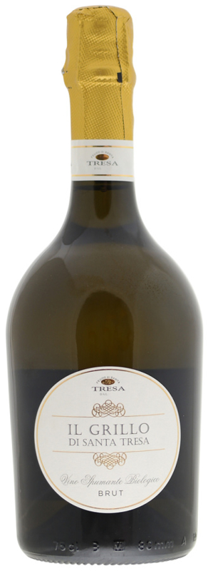 Santa Tresa Grillo spumante brut - Sicilië DOC
