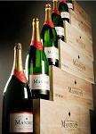 Champagne Henri Mandois 1er Cru Magnum - in geschenkkist
