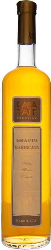 Grappa Riserva Barricata - Casa Tait - 0.5L