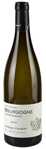 Maison Chanzy Chardonnay - Bourgogne Blanc AOC