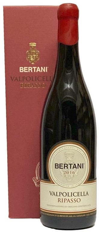 Valpolicella Ripasso DOC Bertani -  Magnum in geschenkkoker