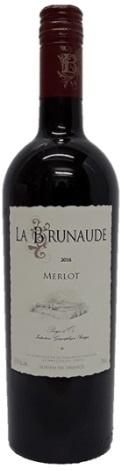 La Brunaude Merlot - Pays d'Oc