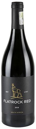 Wijngeschenk Rhebokskloof Flatrock White en Red - Zuid Afrika