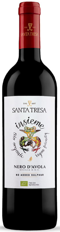 Santa Tresa Insieme Nero d'Avola N.S.A. - Sicilië