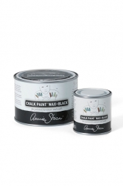 Annie Sloan Black Soft Wax 500 ml