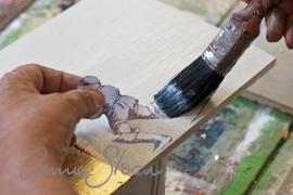 Image Medium  (Glue & Varnish)  100 ml