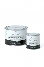 Annie Sloan White Soft Wax  500 ml