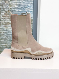 DWRS - GRAZ SUEDE TAUPE