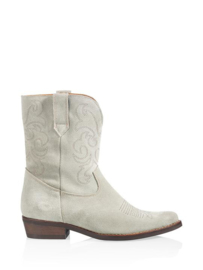 DWRS - BOOTIES TOSCANE SUEDE ABBY