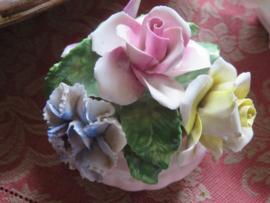 Porseleinen bloemboeketje Radnor