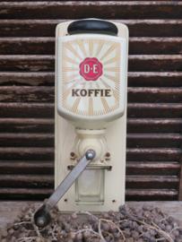 VERKOCHT Oude Douwe Egberts wand koffiemolen