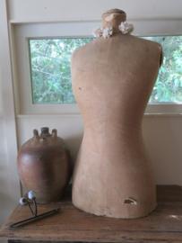 Oude Stockman paspop buste