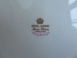 VERKOCHT Theepot Royal Albert Lady Carlyle