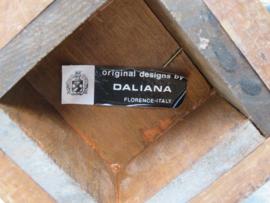 Italiaanse houten koffiemolen, Daliana Florence
