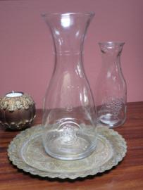 Glazen waterkaraf wijnkaraf, Made in Italy , inh. 1 liter