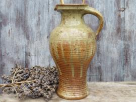 Antieke aardewerk kan 18e eeuw, 35 cm