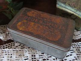 Oud blikje Pascall Golden Mints