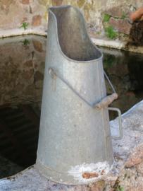 Oude Franse zinken kolenkit