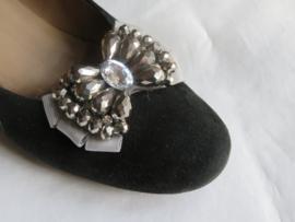 Vintage schoenclips, set van 2 stuks