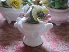 Porseleinen bloemboeketje Aristocrat