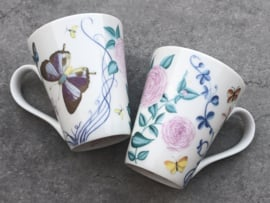 Mokken Zara Home Secret Garden Collection