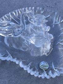 Beeld kristal zwanen