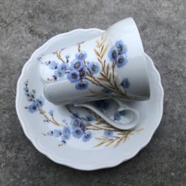 Sierlijk kopje Tirschenreuth pastelblauw