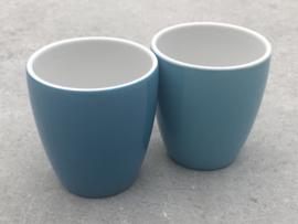Set mokjes blauw
