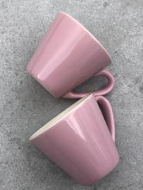 Roze mokken