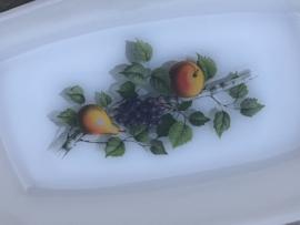 Arcopal serveerschaaltje  fruits de france