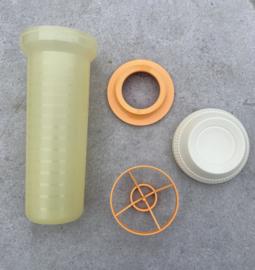 Vintage Tupperware shaker 750ml