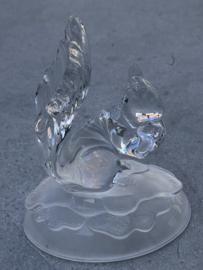 Beeld kristal eekhoorn